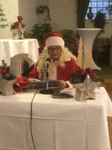 Weihnachtsfeier bei Witte Borwede