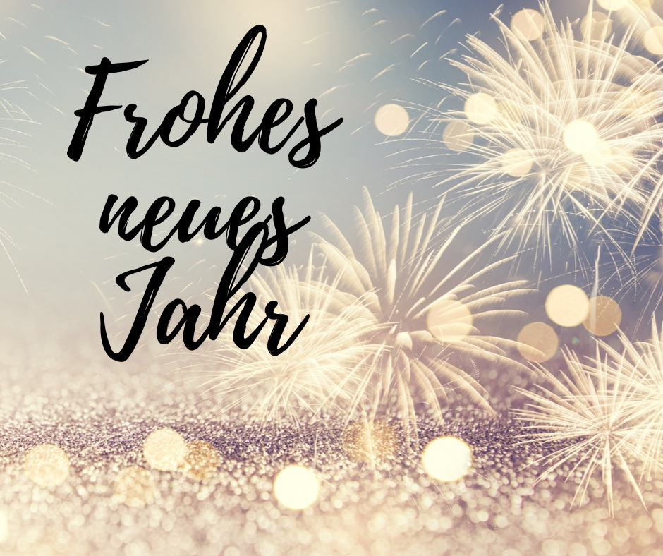 Read more about the article Frohes neues Jahr